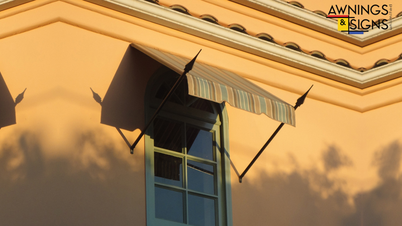 1 residential awnings